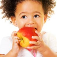 Alimentation et carie chez l'enfant