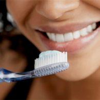 Un bon brossage de dents